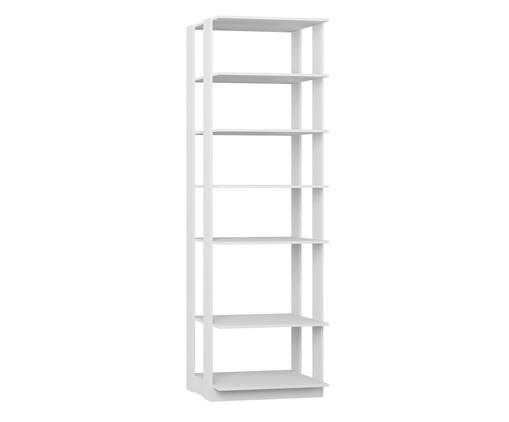 Módulo com Prateleiras Clothes - Branco, Branco | WestwingNow