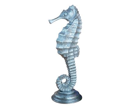 Adorno Cavalo Marinho - Azul | WestwingNow