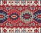 Tapete Passadeira Orient - Colorido, Vermelho, Azul, Colorido | WestwingNow