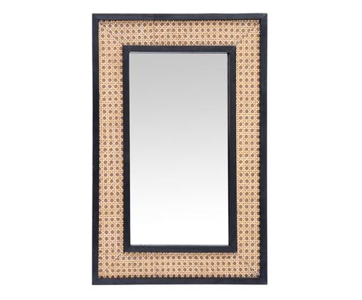 Espelho West - Natural e Preto, Colorido | WestwingNow