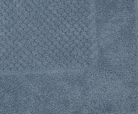 Jogo de Toalhas para Banho Buddemeyer Dual Air - Azul | WestwingNow