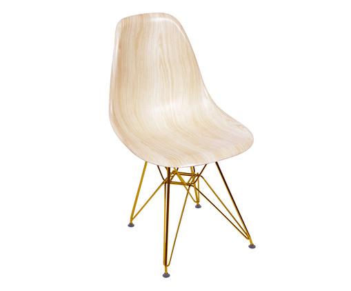 Cadeira Eames Eiffel - Areia, Bege, Cobre   WestwingNow