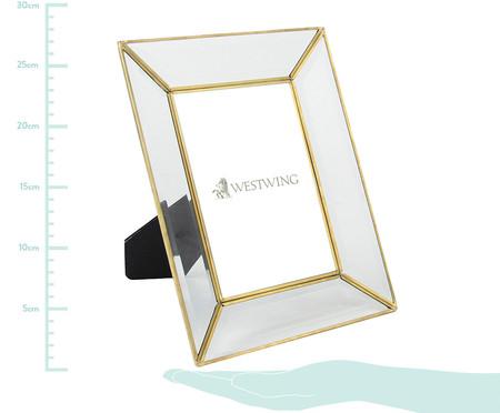 Porta-Retrato Gale - Dourado | WestwingNow