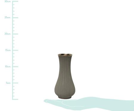 Vaso de Cerâmica Kathy - Cinza | WestwingNow