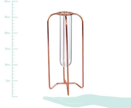 Vaso Levona - Acocobreado e Transparente | WestwingNow