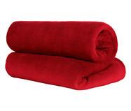 Cobertor Duke Vermelho - 200 g/m² | WestwingNow