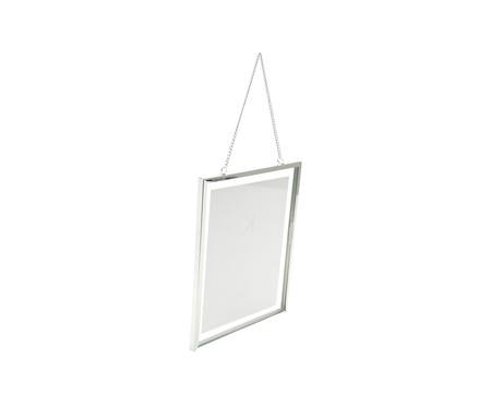 Porta-Retrato Shiny Frame  - Prateado   WestwingNow