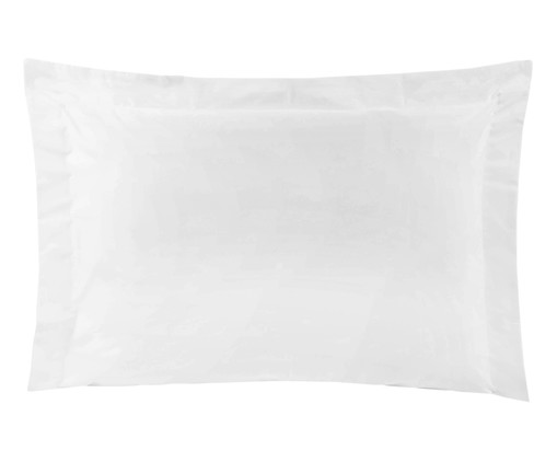 Fronha Giuliana - 400 Fios, Branco, Colorido | WestwingNow
