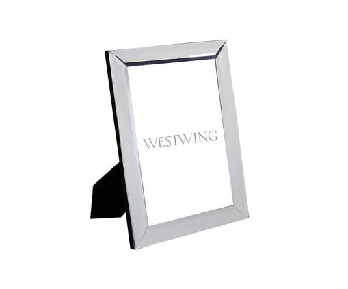 Porta-Retrato de Metal Estela - Espelhado, Espelhado | WestwingNow