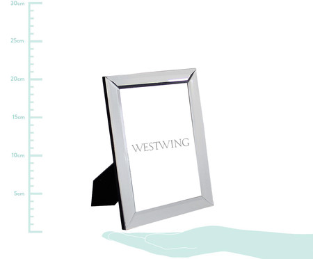 Porta-Retrato Estela - Espelhado | WestwingNow