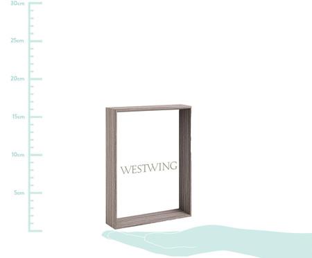 Porta-Retrato Ruthie - Cinza | WestwingNow