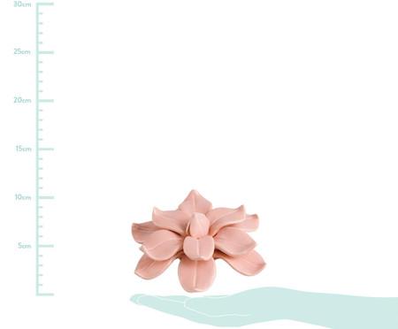 Adorno Flor Ierê em Cerâmica - Rosa | WestwingNow