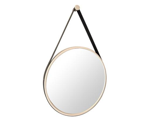 Espelho com Alça Adnet Strap - Branco e Preto, Colorido | WestwingNow