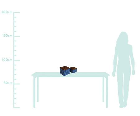 Jogo de Potes Gigo - Azul | WestwingNow