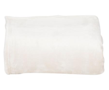 Cobertor Toque de Seda Sweet Dreams Marfim - 300G/M² | WestwingNow