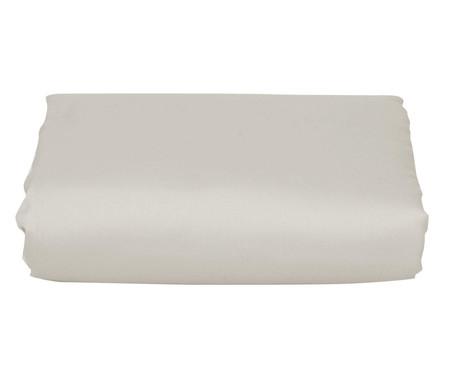 Lençol Inferior com Elástico Basic Marfim - 300 Fios | WestwingNow