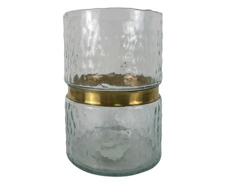 Vaso de Vidro Desi - Transparente | WestwingNow