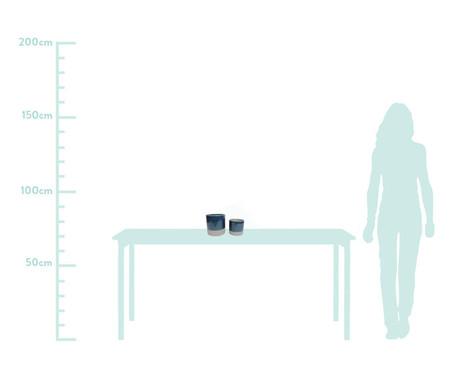 Jogo de Vasos Donna - Azul | WestwingNow