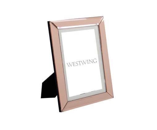 Porta-Retrato Rosey - Acobreado, Rosé | WestwingNow