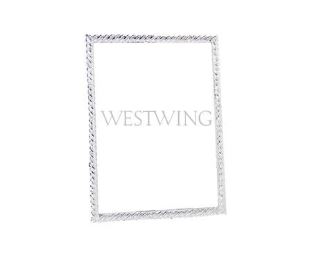 Porta-Retrato Hanâni - Prateado | WestwingNow