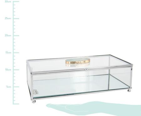 Porta-Jóias de Vidro Winnie - Transparente | WestwingNow