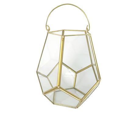 Vaso de Vidro para Terrário Yan - Transparente | WestwingNow