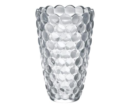 Vaso de Vidro Kelly - Transparente, Transparente | WestwingNow