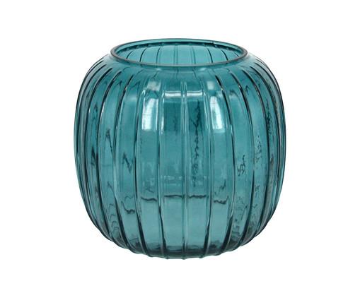Vaso de Vidro Rickie - Azul, Azul | WestwingNow