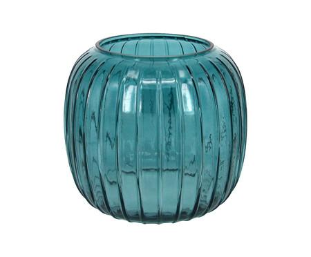 Vaso de Vidro Rickie - Azul | WestwingNow