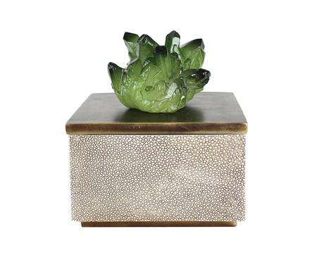 Caixa Decorativa Zombi - Marrom | WestwingNow