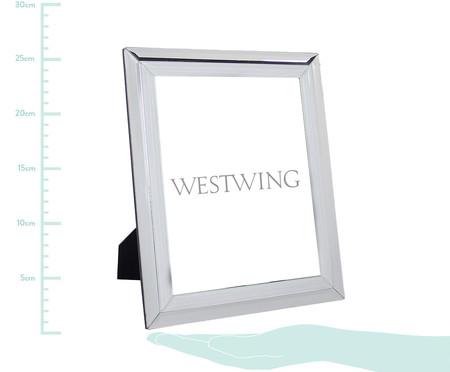 Porta-Retrato Darcy - Prateado | WestwingNow