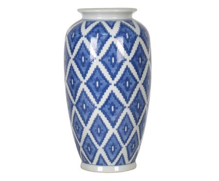 Vaso em Porcelana Ísis -Azul | WestwingNow