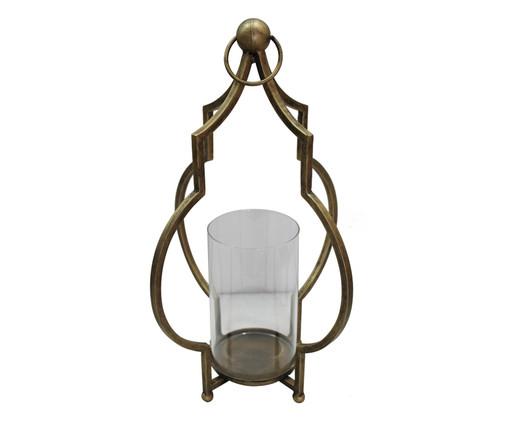 Lanterna Tamar - Dourada, Dourado | WestwingNow
