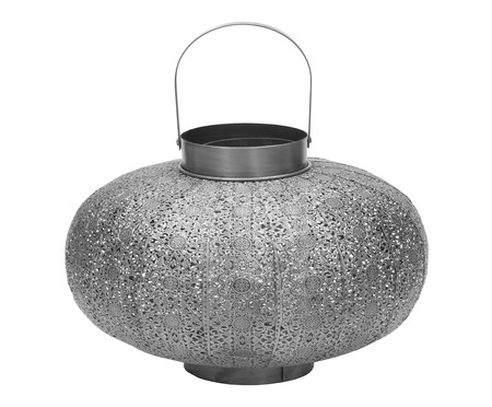 Lanterna Ruth - Prateada | WestwingNow