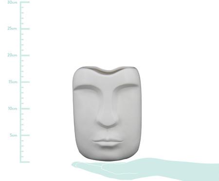 Vaso em Cerâmica Moara - Branco | WestwingNow