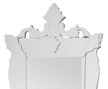Espelho de Parede Veneziano Ian - Prateado | WestwingNow