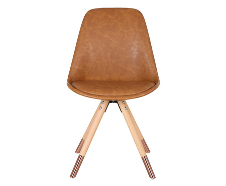 Cadeira Luana - Marrom | WestwingNow