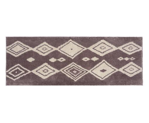 Passadeira Art Tanamart Nomad, Marrom | WestwingNow