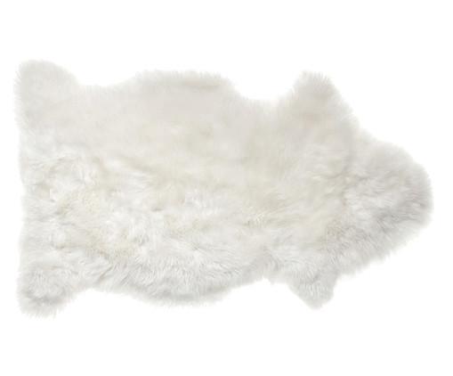 Pelego de Lã Zermatt - Branco, Branco | WestwingNow