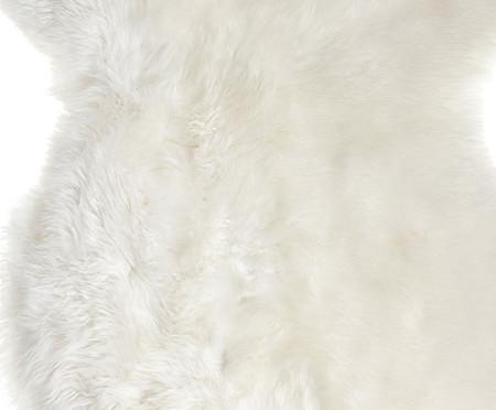 Pelego Natural para Cadeira Eames - Branco | WestwingNow