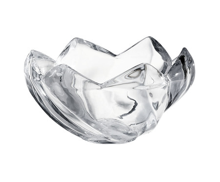 Fruteira de Vidro Clássica - Transparente | WestwingNow