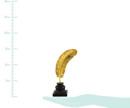Adorno Folha - Dourado | WestwingNow