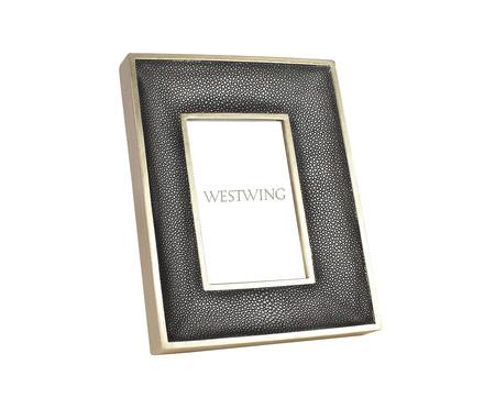 Porta-Retrato Bourbon - Prateado | WestwingNow