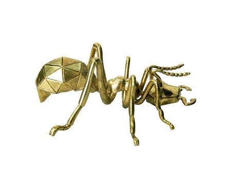 Adorno Tabitha em Resina - Dourado | WestwingNow