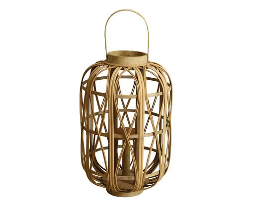 Lanterna de Bambu Globbe - Bege, Bege | WestwingNow