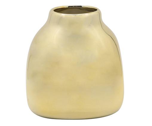 Vaso Bourbon - Dourado, Dourado | WestwingNow