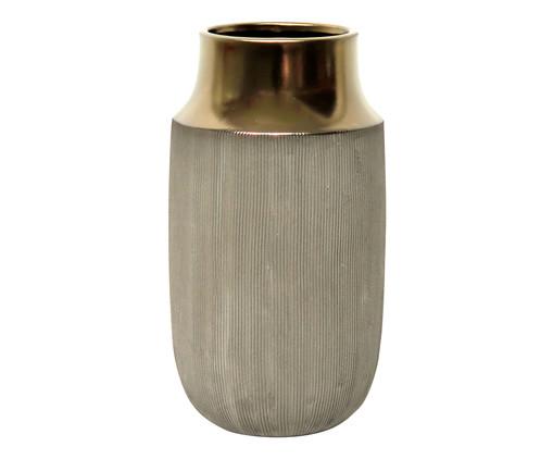 Vaso de Cerâmica Bloisyan - Bege, Bege | WestwingNow