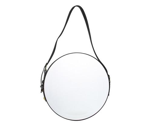 Espelho de Parede Lúcia - Preto, Preto | WestwingNow