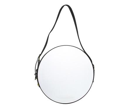 Espelho de Parede Lúcia - Preto   WestwingNow