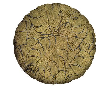 Almofada em Veludo Chisholm - Dourado | WestwingNow